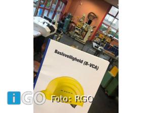 Leerlingen RGO vmbo blijken weer VCA-toppers