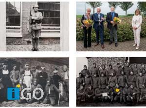 Postuum uitreiking Mobilisatie-Oorlogskruis Machiel Osseweijer, oud-inwoner Den Bommel