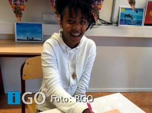 RGO-leerlingen ISK-klas trots en blij met behalen certificaat