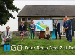 Regio Deal Zuid-Hollandse Delta: impuls van €15 miljoen voor vitale regio