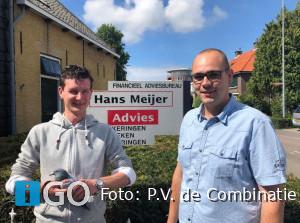 Richard vd Bos Stad aan 't Haringvliet wint Grote Prijs Hans Meijer Advies