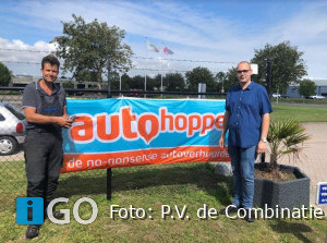 Richard vd Bos Stad 't Haringvliet wint Grote Prijs Flakkee Center