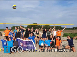 TeamNL Beach Tour bij VC Intermezzo