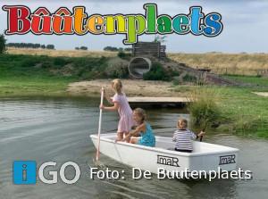 Dorpsraad Ooltgensplaat organiseert vakantie-activiteiten op Buutenplaets