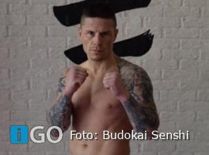 Juan Javier Barragan gaat voor wereldtitel met Budokai Senshi