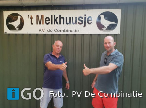 Piet de Vogel Oude-Tonge wint Grote Prijs Koese Finance