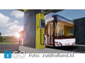 Deens bedrijf Everfuel levert waterstof voor bussen Goeree Overflakkee
