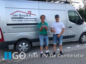 Gert Koese uit Sommelsdijk wint de Grote Prijs van Gurp