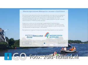 Denk mee: watersport en -recreatie in Zuid-Holland