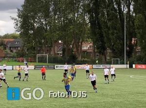 De Jonge Spartaan uit de beker [VV Hillgersberg-DJS 3-1]