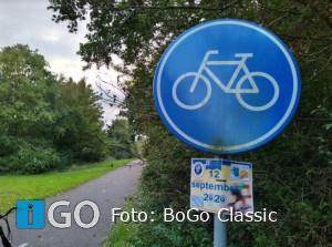 Geslaagd fiets-evenement Den Bommel