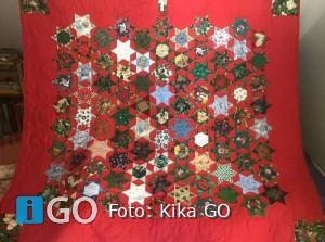 Quilt-verloting voor KiKa Goeree-Overflakkee
