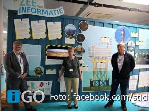 Opening tentoonstelling Een zee aan informatie, bij A Seal Stellendam