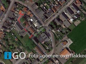 Werkzaamheden Kerkstraat Stad aan 't Haringvliet