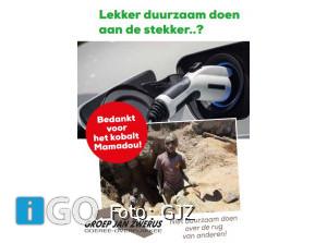 Groep Jan Zwerus belicht donkere kant elektrisch rijden met motie