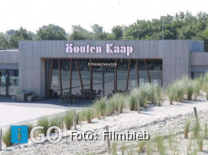 FilmBieb bij Houten Kaap in Ouddorp