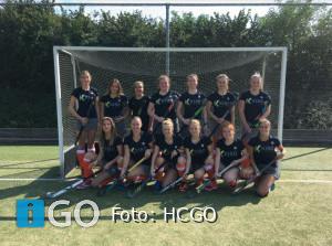Hockeyclub Goeree-Overflakkee tegen HC Rotterdam