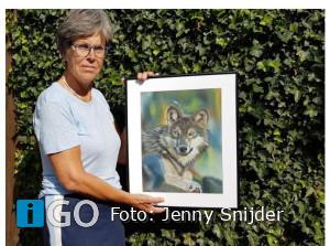 Expositie Jenny Snijder in het DiekhuusMiddelharnis