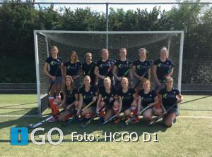 Hockeynieuws HCGO D1 - LEONIDAS D25