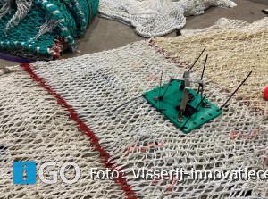 Visserij-innovatiecentrum en MARIN onderzoeken duurzame visserijmethoden