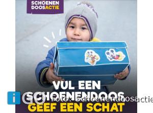 Goeree-Overflakkee vult schoenendoos en maakt verschil voor kind