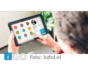 Cursus Klik & Tik tablet start op verschillende locaties Goeree-Overflakkee