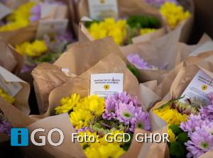 [video] Een vrolijke vrijdag de 13e voor GGD-teststraatmedewerkers