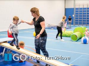 Ouder en kind gym terug in Middelharnis en Sommelsdijk