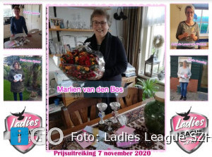 Verslag Prijsuitreiking Ladies League SZHE