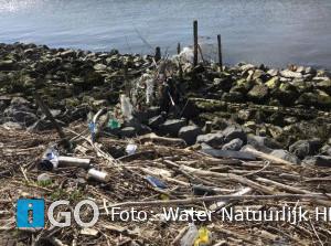 Waterschap actiever bij aanpak zwerfvuil regio Goeree-Overflakkee