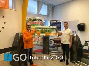 Sport & Slankstudio in actie voor KiKa Goeree-Overflakkee