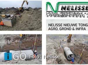 Nelisse Agro, Grond, Infra Nieuwe-Tonge zoekt ervaren grondwerker