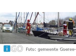 [video] Sinterklaas gezien in Oude-Tonge? Burgemeester op onderzoek