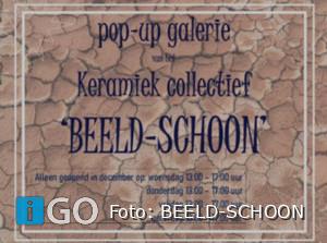 Pop-up galerie BEELD-SCHOON in Middelharnis