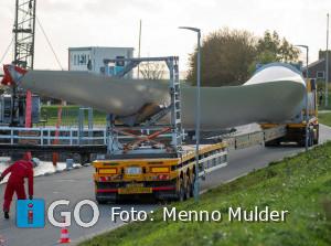 Bouw Windpark Oostflakkee gaat voor de wind