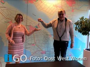 Marleen vd Kamp nieuwe directeur-bestuurder Oost West Wonen