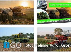 Nelisse Agro, Grond, Infra Nieuwe-Tonge zoekt agrarisch medewerker