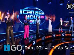 Amber (26) uit Ouddorp bij RTL 4 - ICanSeeYour Voice
