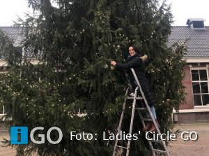 Ladies' Circle en Kiwanis komen in actie met kerstwensen