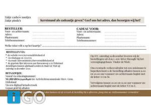 Geen Winterfair maar wel Covidproof-acties kerk Dirksland