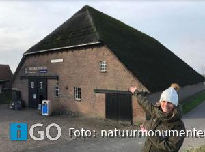 Bezoekerscentrum Tiengemeten weekenden in wintermaanden open
