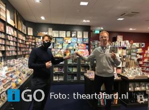 Ard's muziek nu ook te koop op Goeree-Overflakkee…en meer