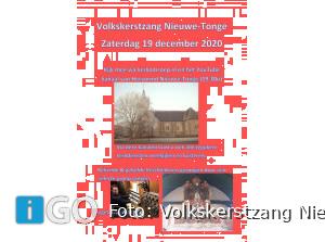 Kijk mee met online Volkskerstzang vanuit Nieuwe-Tonge