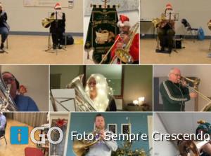 [video] Online Kerstgroet van Sempre Crescendo Middelharnis-Sommelsdijk