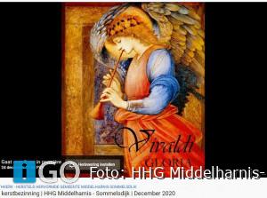[video] Online Kerstgroet vanuit Rehobothkerk Middelharnis-Sommelsdijk