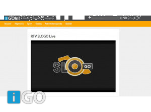 Nieuwe TV-uitzendingen RTV SLOGO