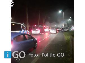 Politie Goeree-Overflakkee: Oud en Nieuw op meeste plaatsen gemoedelijk
