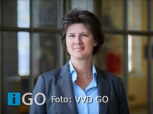 Kies voor samen sterker verder. Kies VVD. Kies (Flakkeese) Mirjam!
