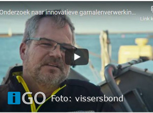 VIDEO | Onderzoek naar innovatieve garnalenverwerkingslijn visserij