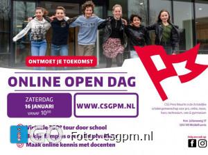 Online Open Dag Scholengemeenschap Prins Maurits Middelharnis